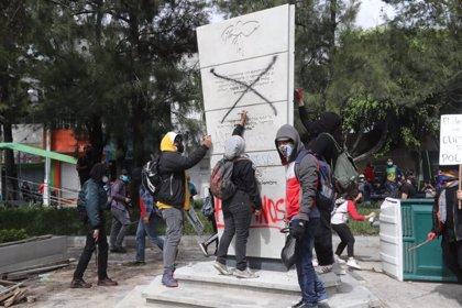 Guatemala.- Al menos 37 detenidos y 22 heridos durante las protestas en Guatemala