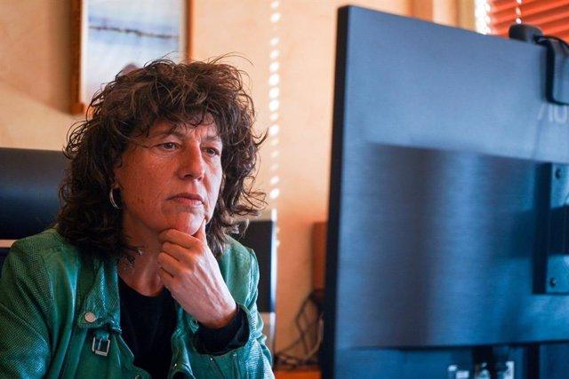 La consellera d'Agricultura de la Generalitat, Teresa Jordà.