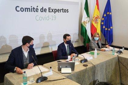 Andalucía prorroga restricciones hasta el 10 de diciembre y sólo permite recoger pedidos en bares hasta las 21.30 horas