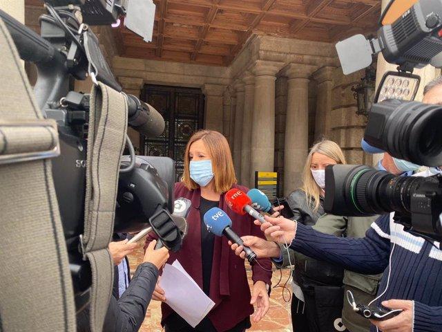 Catalá valora la situación social de València