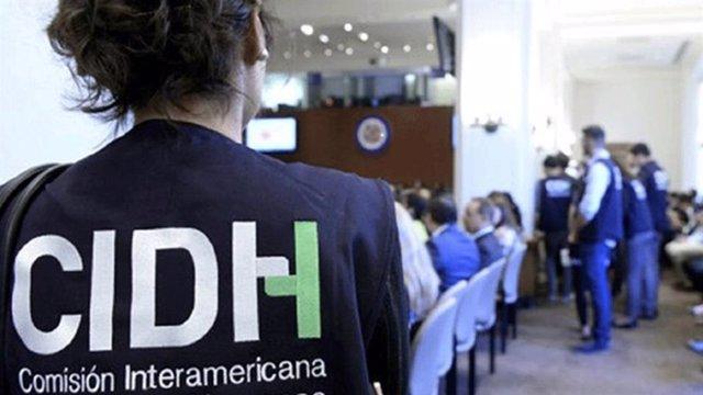 Misión de la Comisión Interamericana de Derechos Humanos (CIDH) en Bolivia