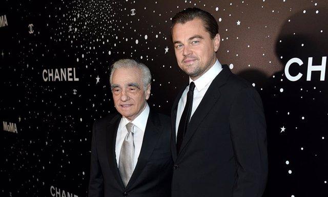 Martin Scorsese y Leonardo DiCaprio