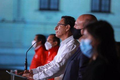 Perú.- El expresidente de Perú Martín Vizcarra evalúa ser candidato al Congreso en las elecciones de 2021