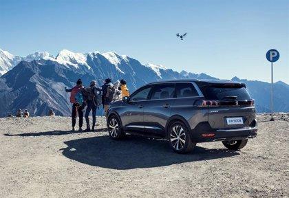 Peugeot presenta en China los nuevos 4008 y 5008, que se lanzarán a principios de 2021
