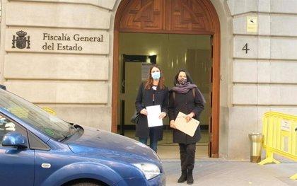 Más Madrid lleva a Ortega Smith a la Fiscalía por un presunto delito de odio contra musulmanas residentes en Cañada Real