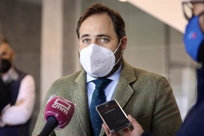 """Núñez asegura que """"le duele"""" que el Gobierno de C-LM siga sin poner sobre la mesa un plan de rescate para C-LM"""