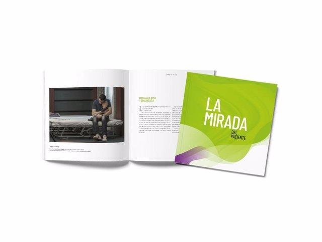 Cinfa ha publicado el libro de fotografías y relatos 'La mirada del paciente'.