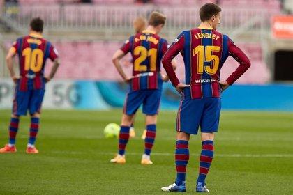 Messi y De Jong, pese a las bajas en defensa, no van a Kiev