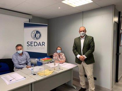 El doctor Javier García gana las elecciones a la presidencia de la Sociedad Española de Anestesiología
