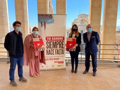 El Ayuntamiento de Murcia y el Consejo Local de la Juventud organizan un maratón de donación de sangre