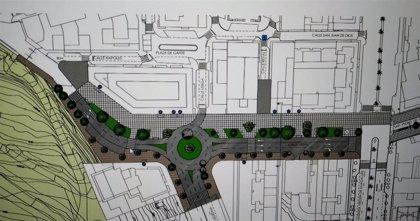 Adjudicada la obra del corredor peatonal de la calle Viena en Cáceres por un importe de 481.600 euros