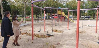 El Parque de los Gozos y las Sombras de Salamanca incorporará nuevos juegos infantiles y una zona deportiva