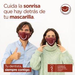 Campaña #SeguimosSonriendo.