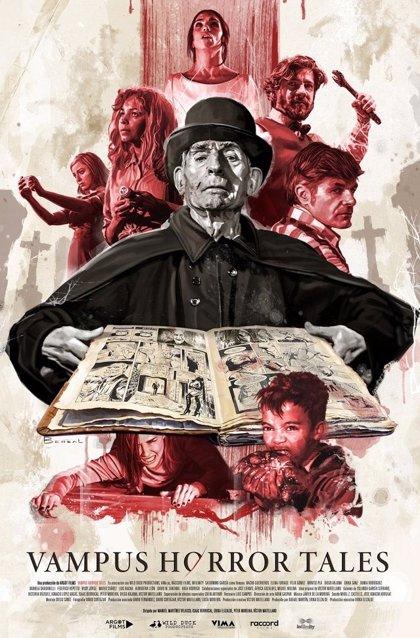 El Palacio de la Prensa acoge el jueves el preestreno de 'Vampus Horror Tales' con parte del equipo de la película
