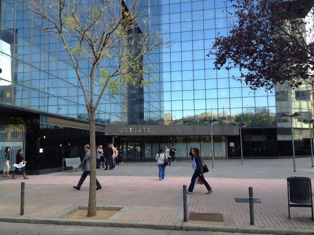 Jutjats de Sabadell (Barcelona)