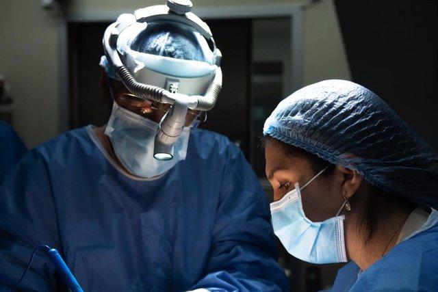 Cirugía en Valdecilla