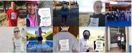 La Carrera virtual de ASEAF 'Ni un niño sin familia' cumple en la meta el objetivo de recorrer 21.000 kilómetros