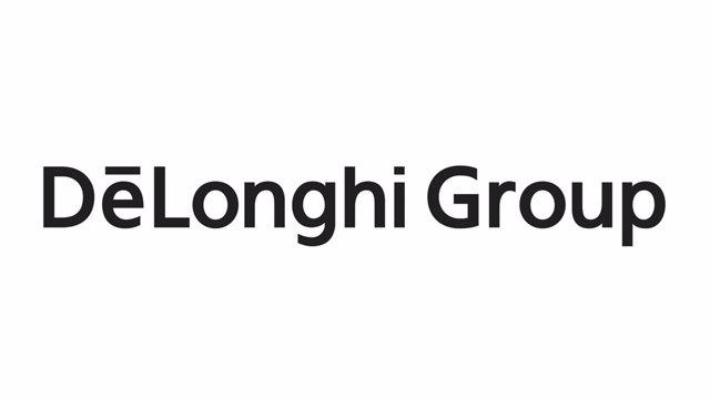Logo del grupo italiano De'Longhi.