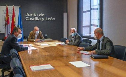 PP y Cs asisten a la reunión con la Junta sobre la candidatura de León al Centro de Ciberseguridad