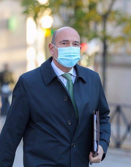 Pérez de los Cobos declara al juez que desconoce si se destinaron fondos reservados a la operación 'Kitchen'