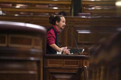 """El Gobierno esquiva las preguntas sobre Neurona y subraya que Iglesias actúa con """"ética"""" y que Sánchez le respalda"""