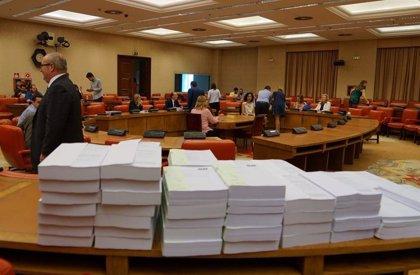 La Comisión de Presupuestos del Congreso examina desde mañana las cuentas y sus casi 4.000 enmiendas