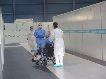 Asturias suma 12 fallecimientos y 71 hospitalizaciones por COVID-19