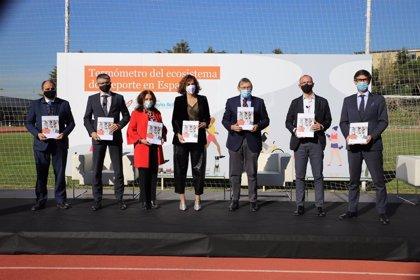 La industria del deporte aporta el 3,3 por ciento del PIB y 414.000 empleos en España