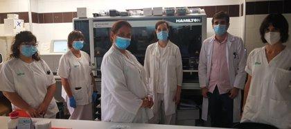 El Clínico centraliza en Aragón el análisis del Test Fetal No Invasivo, que detecta alteraciones en los cromosomas