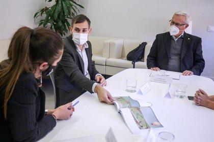 Comienza la fase técnica del proyecto de renaturalización del nuevo cauce del Túria