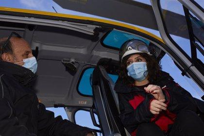 Casi 5.400 personas, 732 vehículos y dos helicópteros integran el Plan de Inclemencias Invernales de la Comunidad