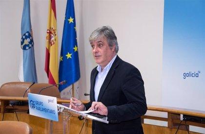 """Puy (PPdeG) afirma """"no"""" tener dudas de que la 'Ley Celáa' se va a cumplir en Galicia: """"Estamos en un Estado de Derecho"""""""