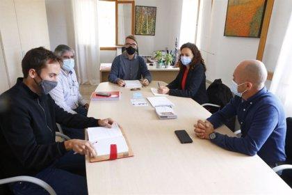 Cladera se reúne con el alcalde de Puigpunyent para escuchar las necesidades del municipio