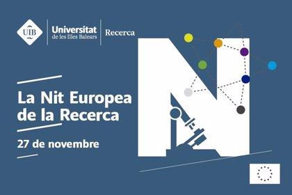 La UIB participa en la Noche Europea de la Investigación con una exposición y un juego 'online'