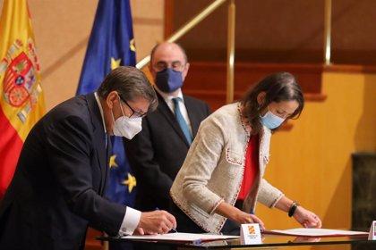 PSA y Aragón colaboran en un proyecto de 230 millones para la electrificación de Figueruelas