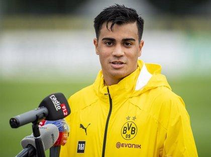 El centrocampista brasileño Reinier da positivo por coronavirus en el Dortmund