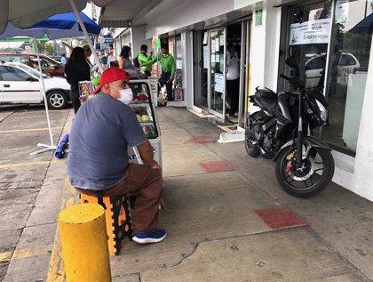 La pandemia deja a un 44% de mexicanos en una situación de pobreza laboral