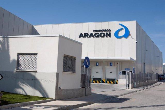 Imagen de las instalaciones de Francisco Aragón