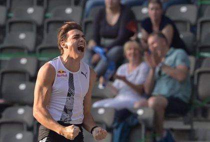 Cheptegei, Duplantis, Warholm, Causer y Vetter, finalistas a 'Mejor Atleta' de 2020