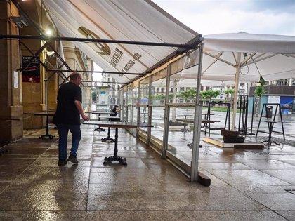 La hostelería de Navarra podrá abrir las terrazas desde el jueves 26 de noviembre