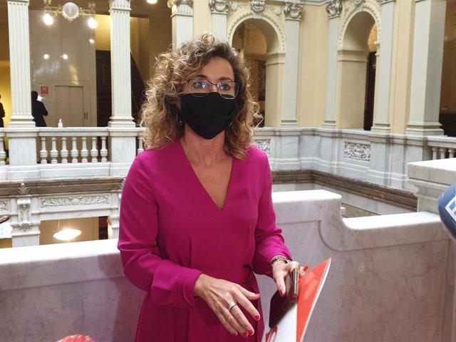 La portavoz de Ciudadanos, Susana Fernández.