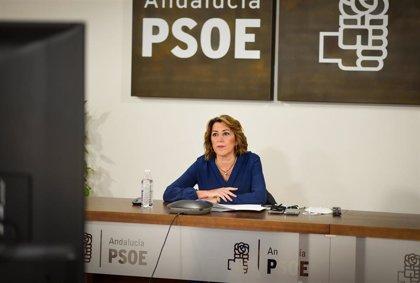"""Susana Díaz, sobre las diferencias en el Gobierno: """"Pablo Iglesias sobreactúa buscando sus momentos de gloria"""""""