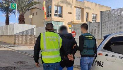 Detenido un hombre de 35 años denunciado por violar a una chica de 19 en Lloseta (Mallorca)