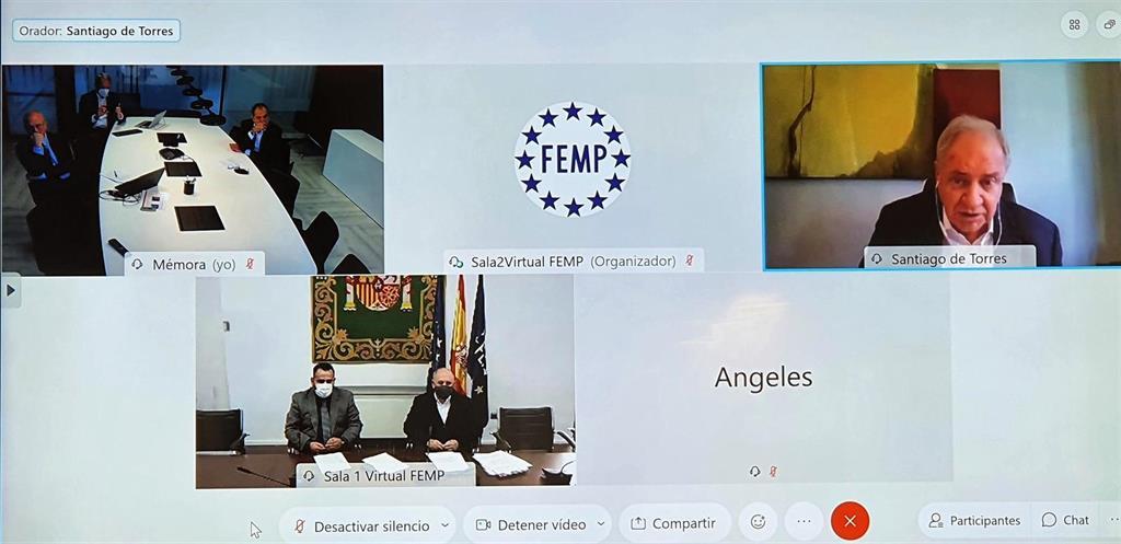 Fundación Mémora y FEMP colaborarán en evitar muertes en vulnerabilidad social y soledad