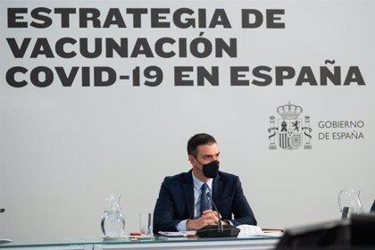 """La AVT pide abordar en Moncloa el apoyo de Bildu y critica la reunión con el Centro Memorial para """"blanquear"""" a Sánchez"""