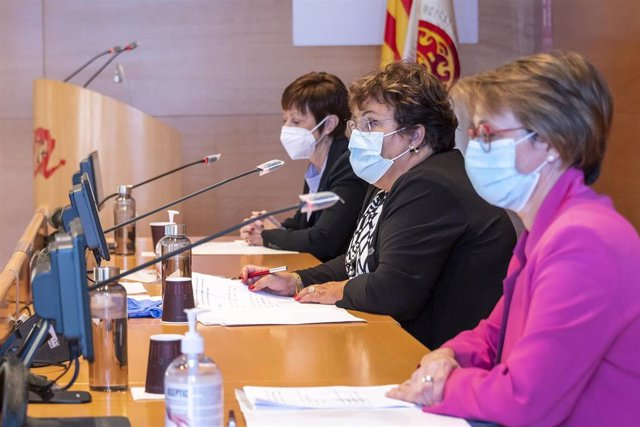 Representantes de la Xarxa Vives, en la aprobación de la Declaración de Tarragona