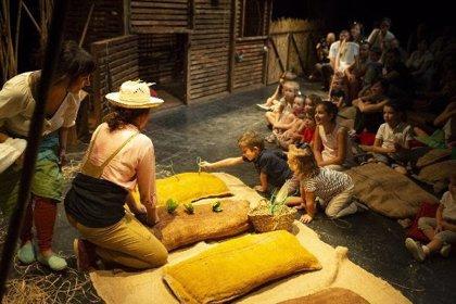 """Sala l'Horta programa un espectáculo para que los más pequeños se lleven a casa """"su primera cosecha"""""""