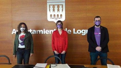 El Ayuntamiento de Logroño refuerza su compromiso por la igualdad y contra la violencia de género