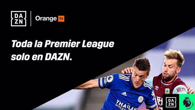 Orange y DAZN acuerdan la emisión de la Premier League en establecimientos públicos