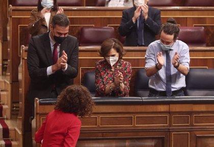 Nuevo choque en el Gobierno por la exclusión de Pablo Iglesias de la Comisión para la Recuperación